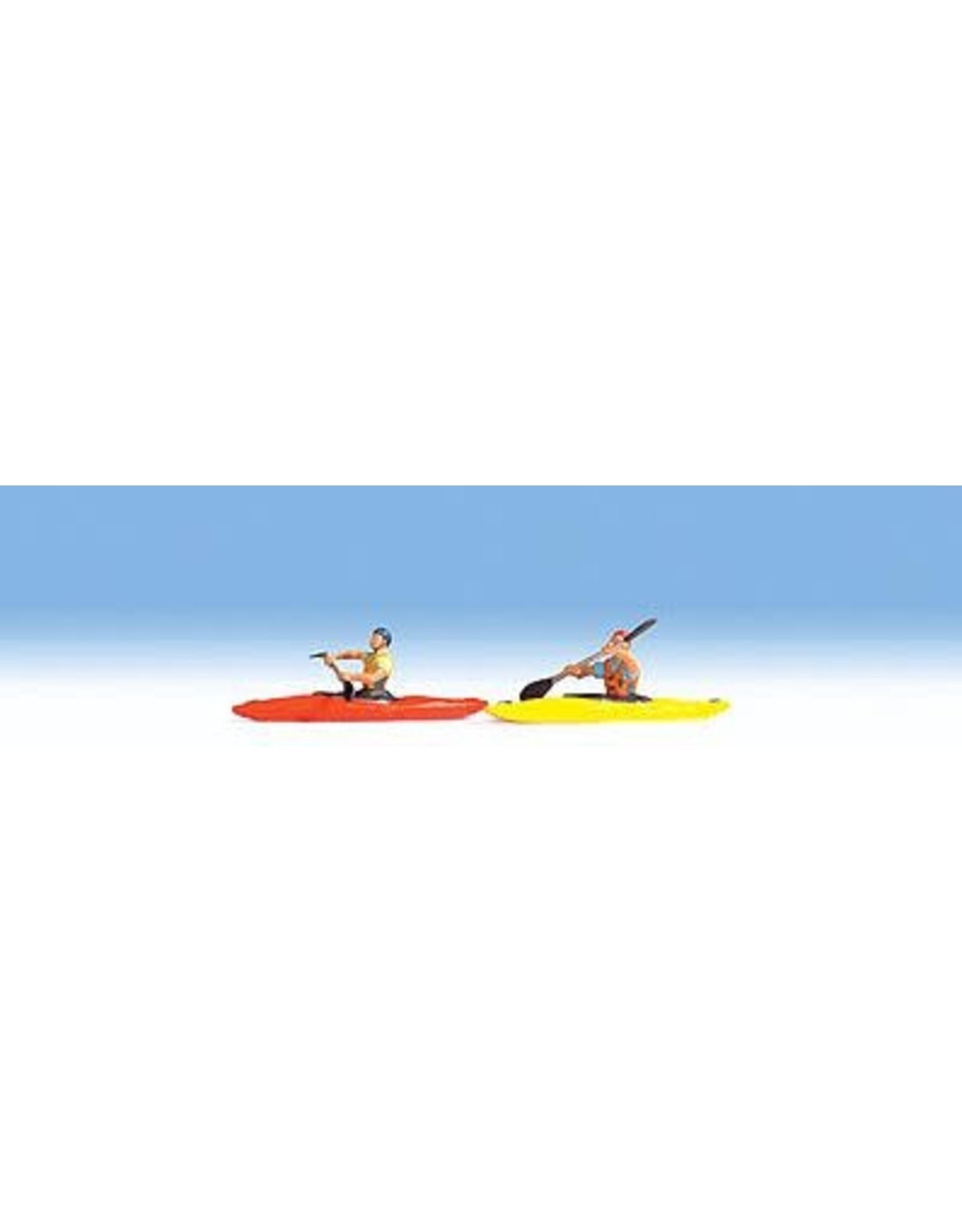 Noch Kayaks n scale 37809