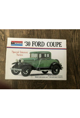 Monogram 30 Ford Coupe Model 1/24 Scale