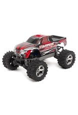 Traxxas Stampede 4x4 Brushed Red 67054-1