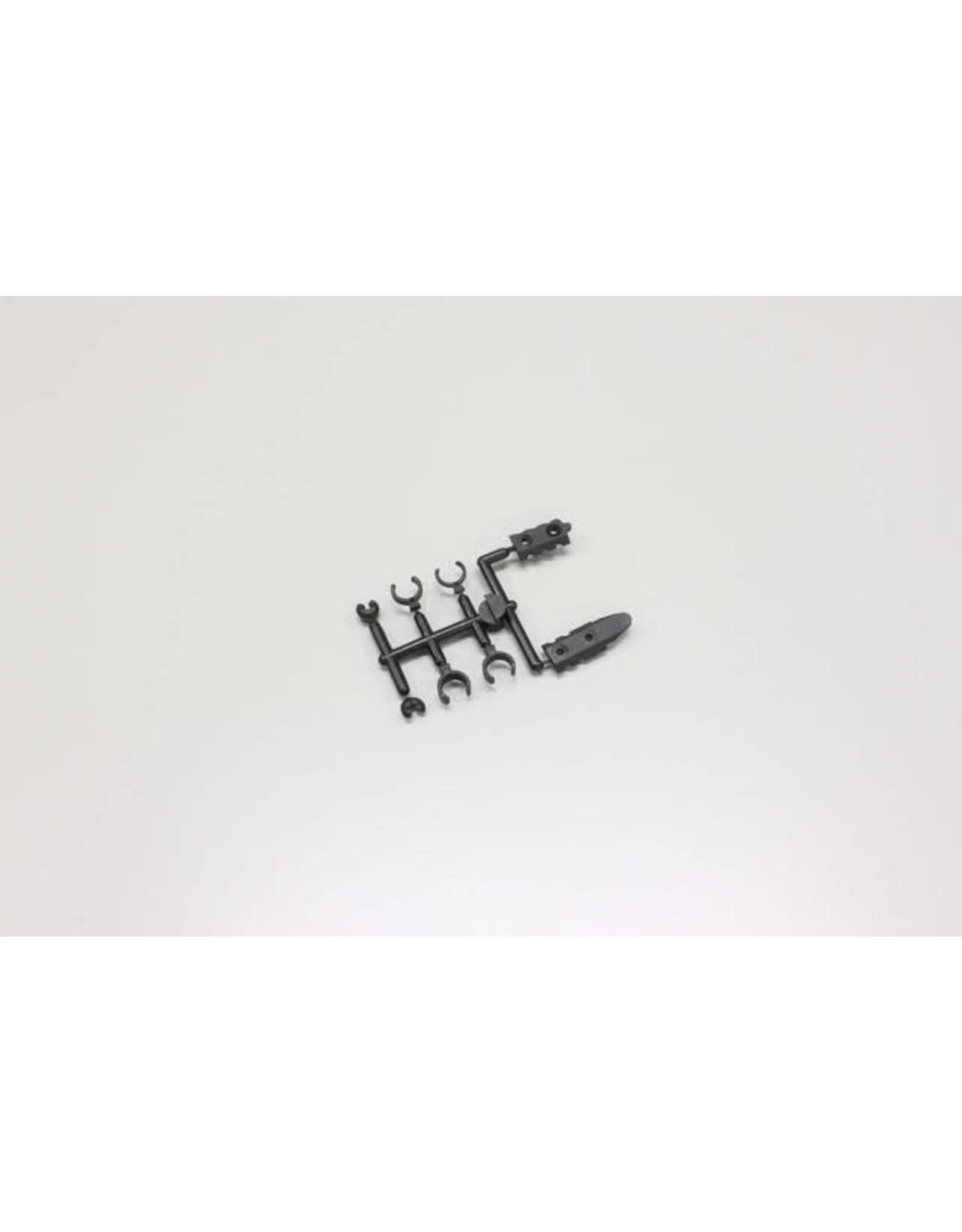 Kyosho Circle Clip & Spacer set (mr-03)MZW414