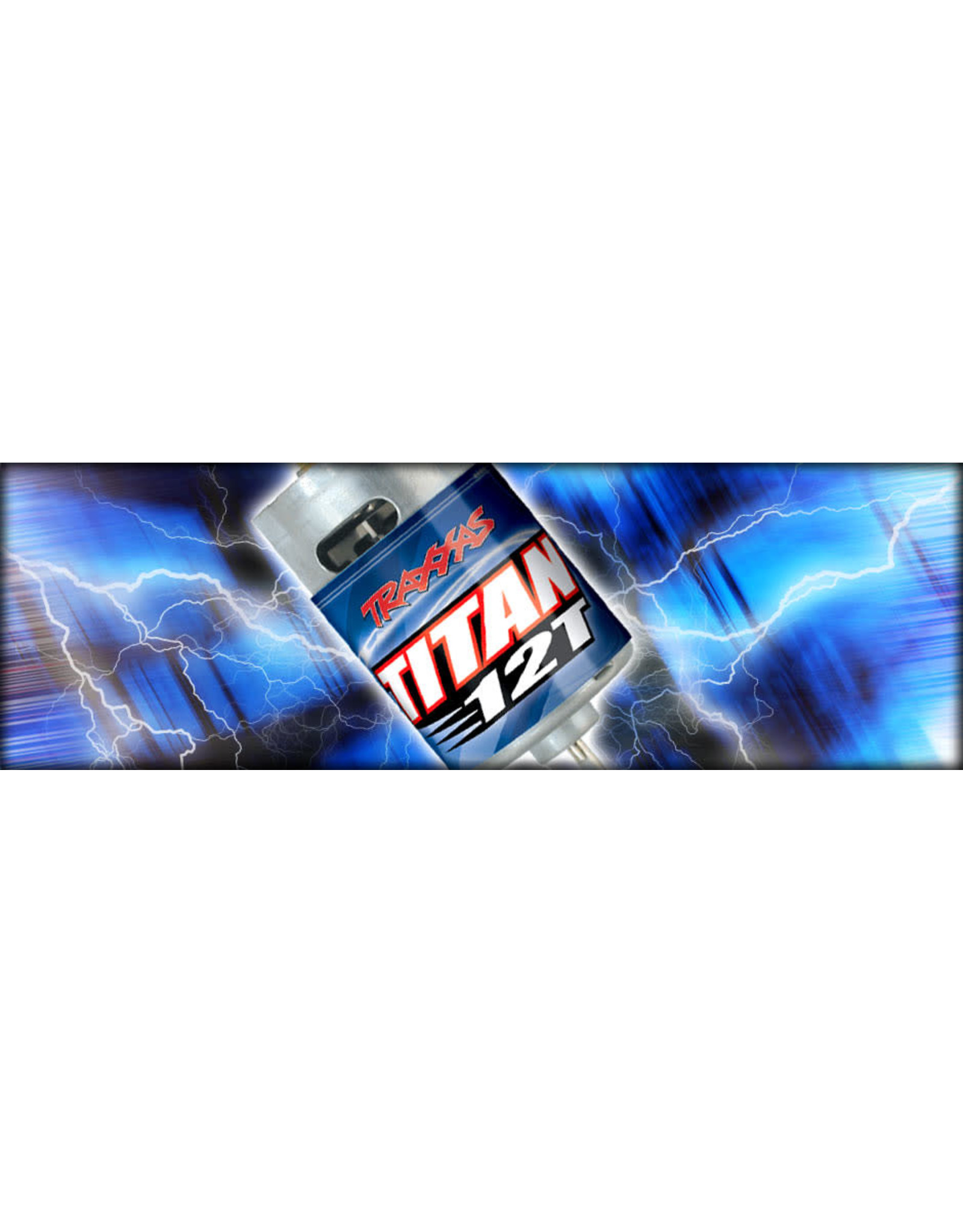 Traxxas Motor titan 550 12turn 3785