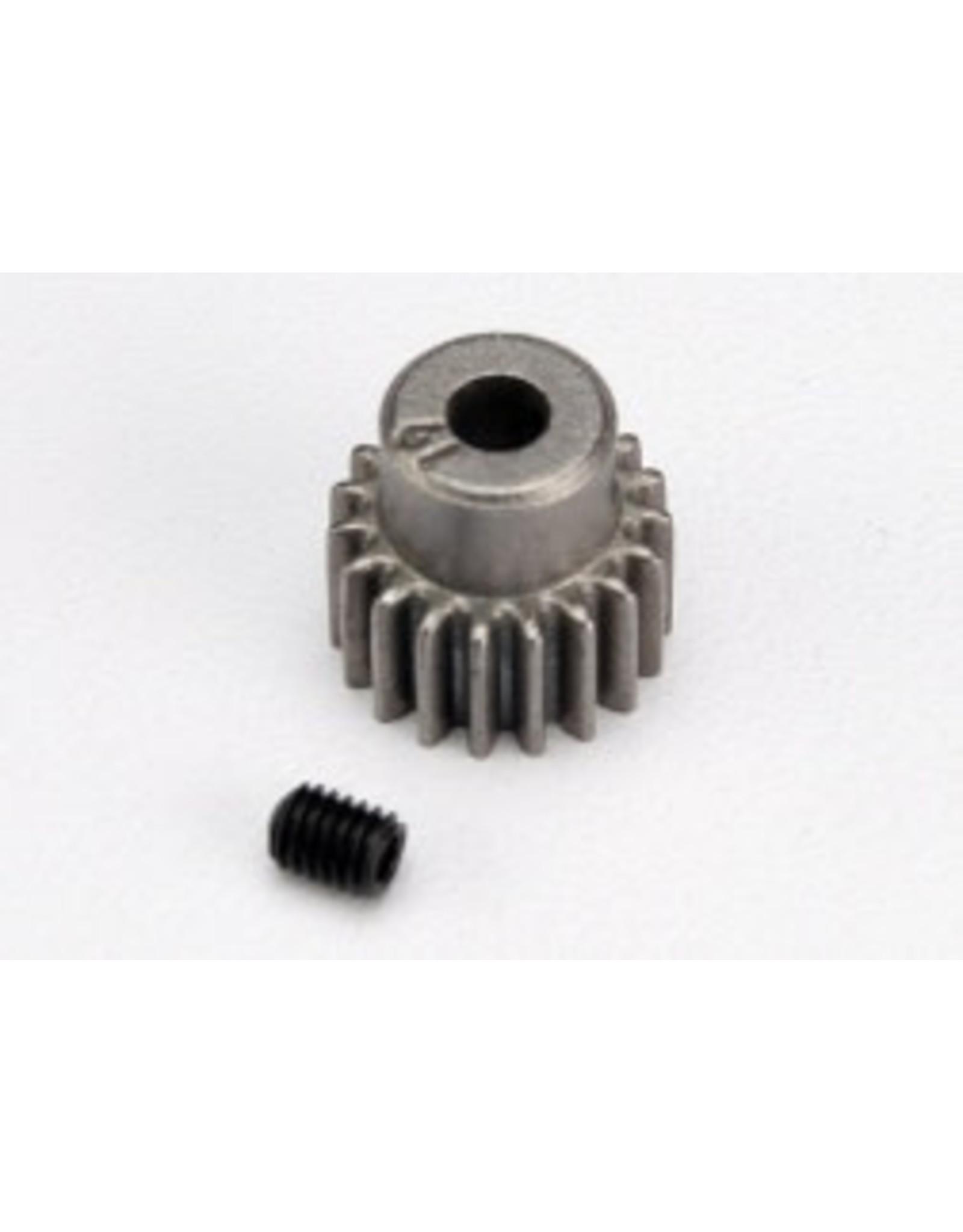 TRA 48P Pinion Gear, 19T:SLH