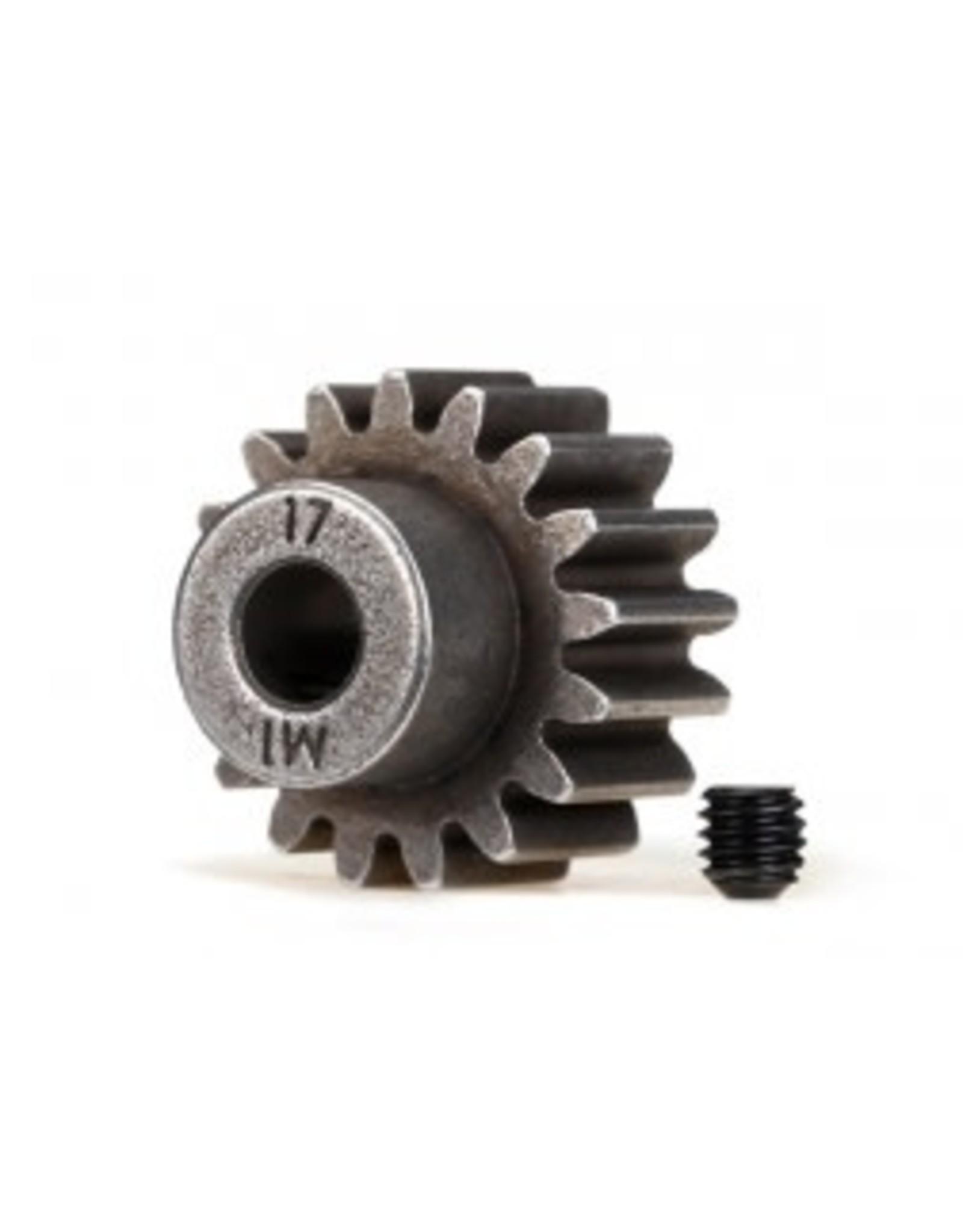 Traxxas Gear Pinion 17T Pinion 1.0 mp