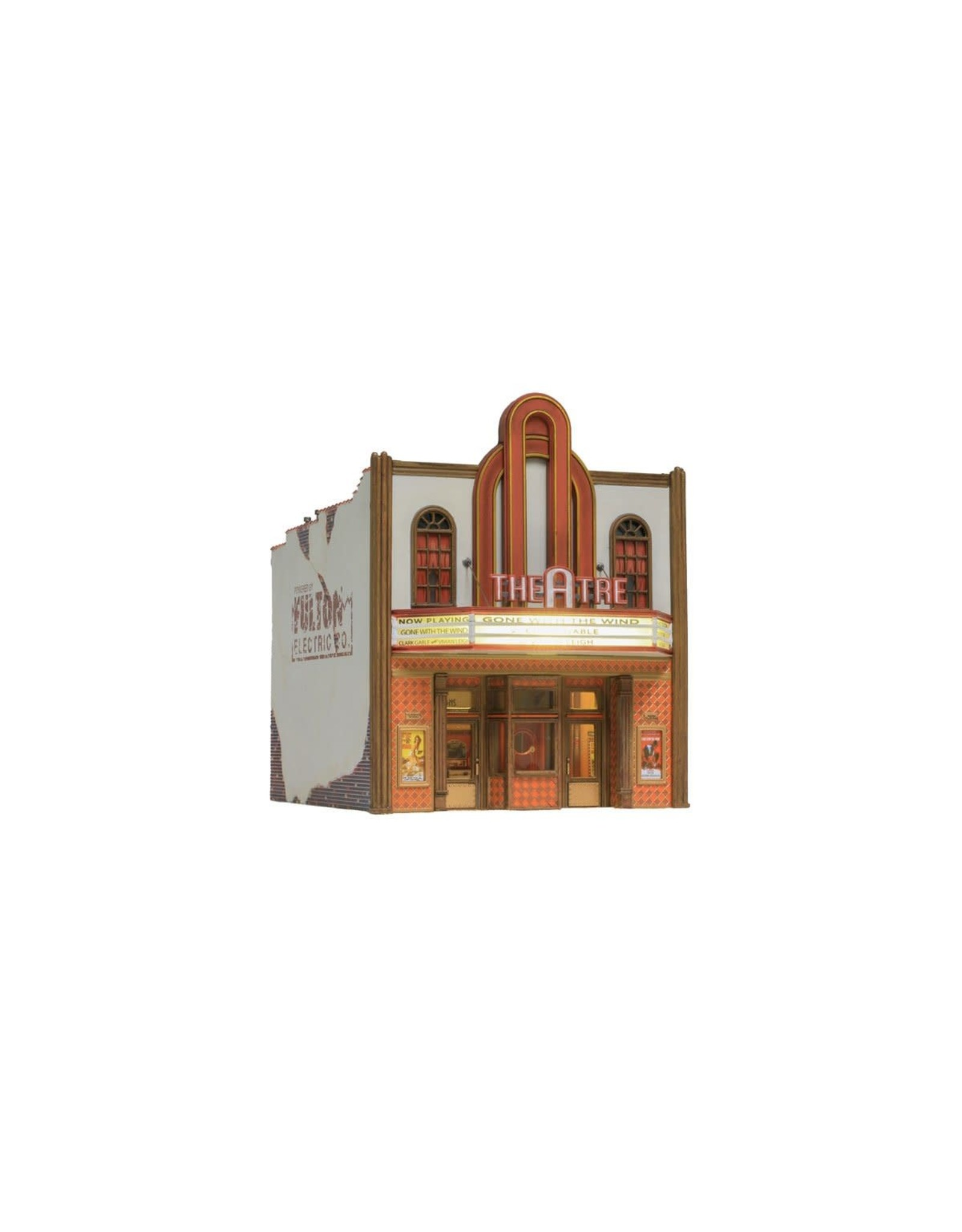 Woodland Scenic Theater Ho Scale