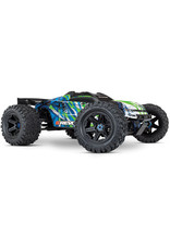 Traxxas E-Revo VXL Brushless: 1/10 Scale 4WD Brushless Electric Monster Truck with TQi 2.4GHz Traxxas Link Enabled Radio System and Traxxas Stability Management
