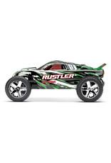 Traxxas Rustler 2wd RTR w/XL-5 Esc Green