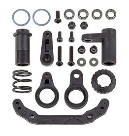 Team Associated Steering Bellcrank Set: Rival MT10