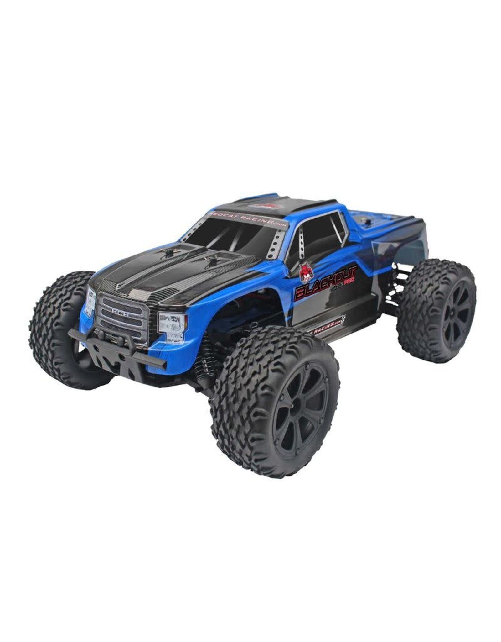 Redcat Racing Blackout XTE PRO Brushless 1/10 Monster truck 4WD Blue