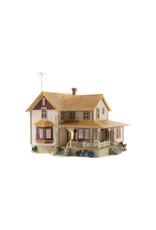 WOO HO B/U Corner Porch House 5046