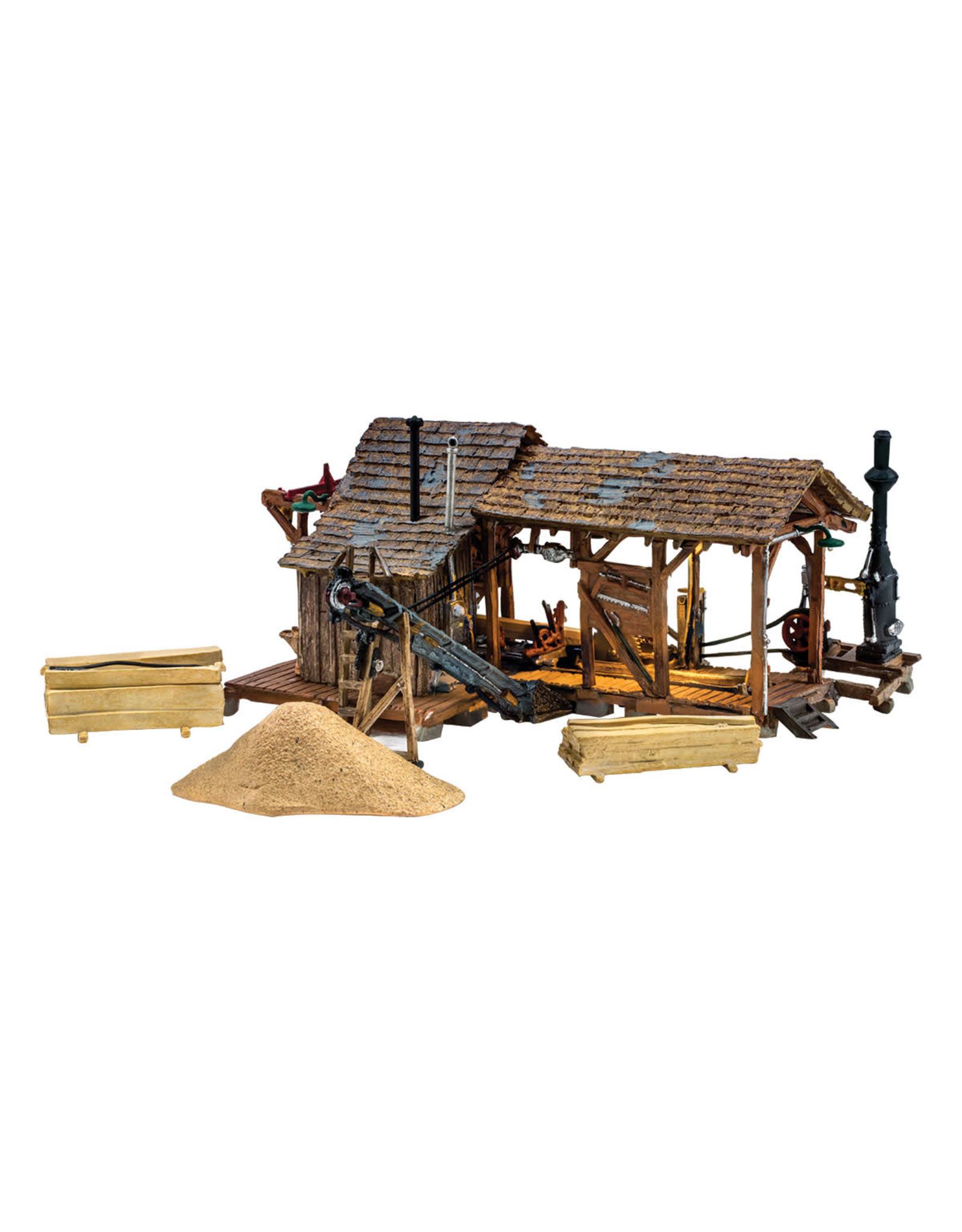 WOO HO B/U Buzz's Sawmill
