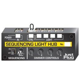 Woodland Scenics Sequencing Light Hub
