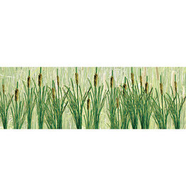"JTT Cattails -- 1-1/2"" 3.8cm Tall pkg(24)"