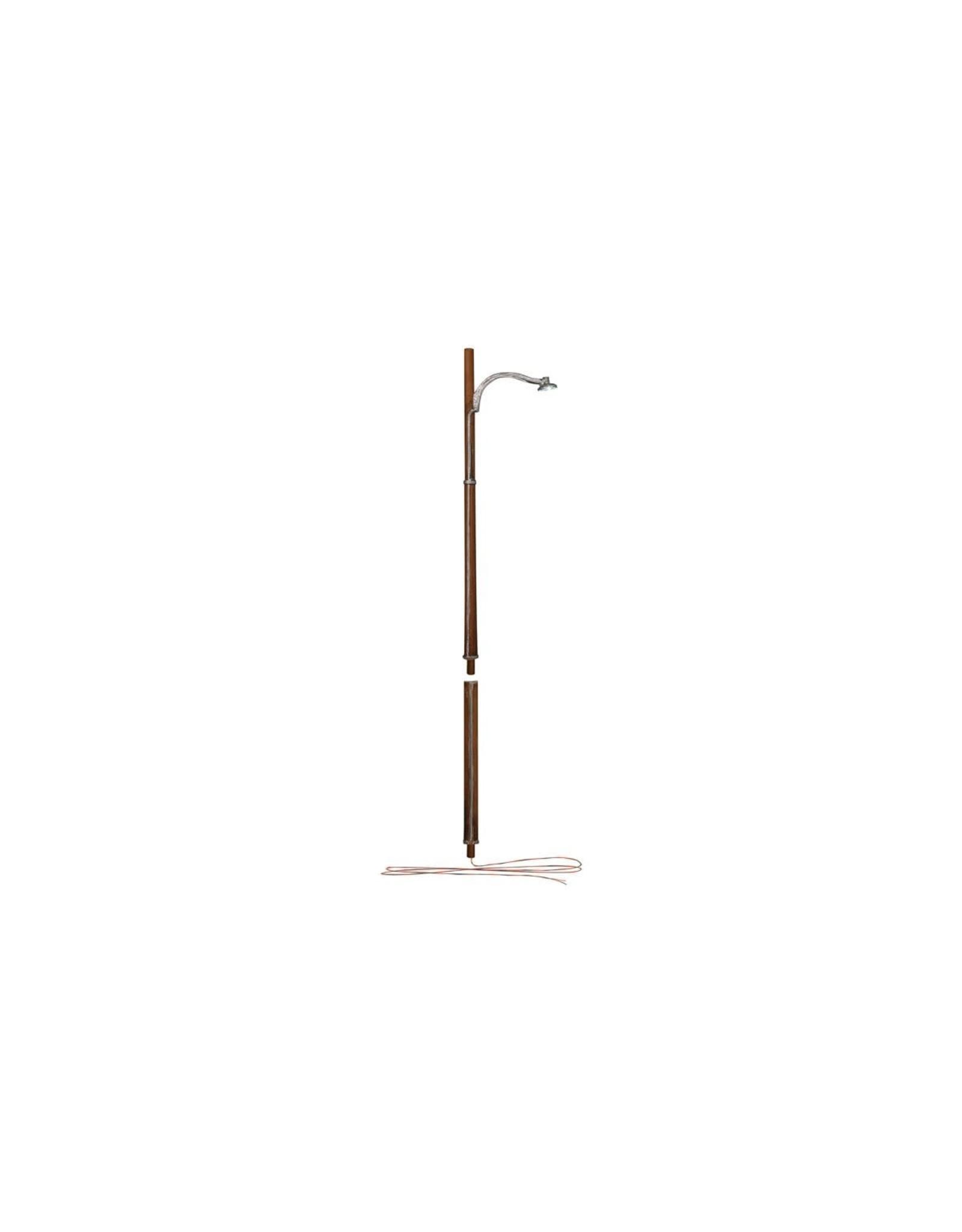 WOO JP5630 Wooden Pole Street Lights HO (3) 5630