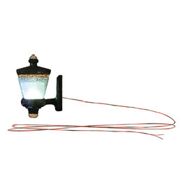 Woodland Scenic N Wall Mount Lights, Entry (3 5659