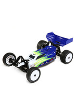 Team Losi Racing Mini-B 1/16  Brushed RTR 2WD Buggy, Blue/White