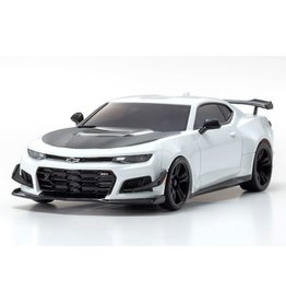 Kyosho MZP242W ASC MR-03W-MM Chevrolet Camaro ZL1 1LE Summit White (Body Only)