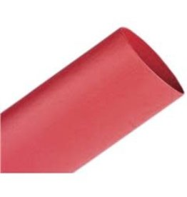 """Parts Express Heat Shrink Tubing 1/16"""" Red"""