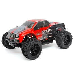 Red Cat Volcano Epx 1/10 4wd electric monster truck RED