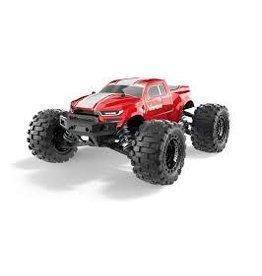Redcat Racing Volcano -16 1/16 Scale Monster Truck Red RER13648