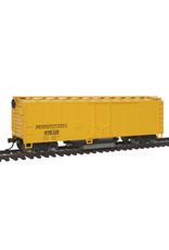 Walthers Track Cleaning Car PRR