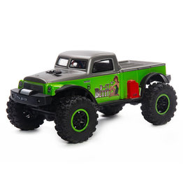 Axial 1/24 SCX24 B-17 Betty Limited Edition 4WD RTR, Green