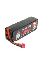 Reaction 11.1V 5000mah 3s 50C Lipo hardcase Deans connector