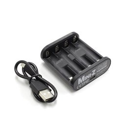 Kyosho USB Charger, Mini-Z Speed House, AA and AAA Ni-Mh