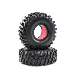 ECX FR/RR Tire with Foam: Temper G2