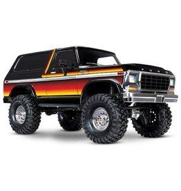 Traxxas TRX4 W/Broncho Body 1/10 4WD, Sunset