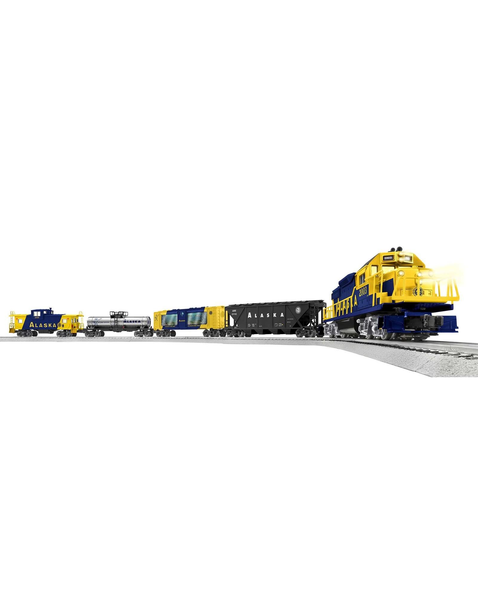 Lionel Alaska GP38 freight LC S