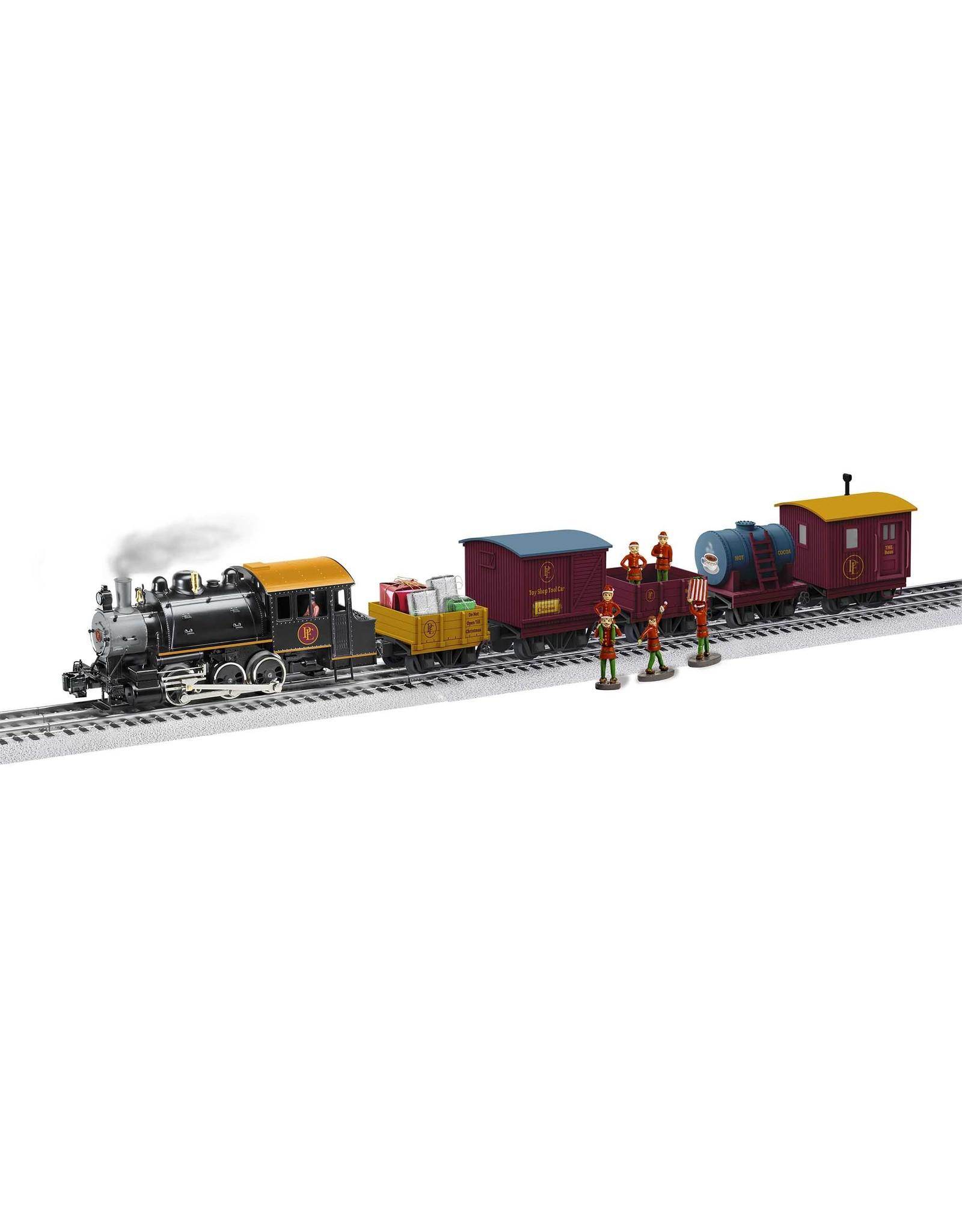 Lionel Polar Express Elf Work LC O scale