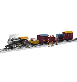 Lionel Polar Express Elf Work LC O scale