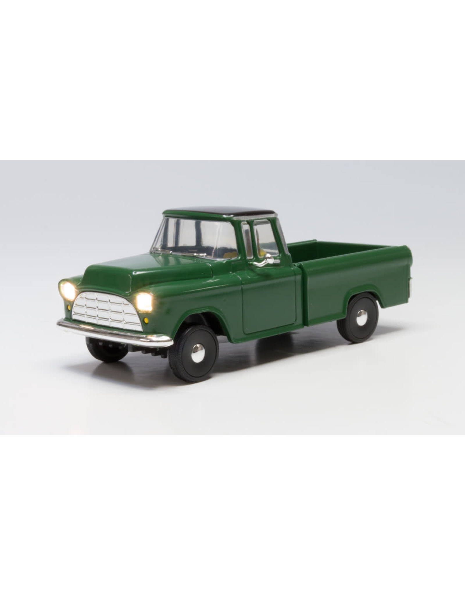 Woodland Scenic Green Pickup Plug and Play