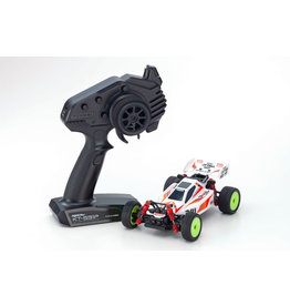 Kyosho 32092W MINI-Z TURBO OPTIMA Mid White