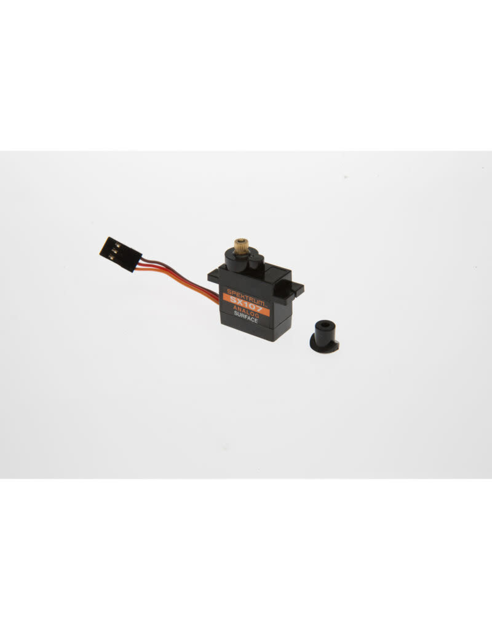 Spektrum SX107 Micro Analog Metal Gear Surface Servo
