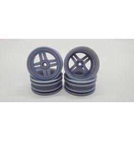1.1 Wheels for Kyosho Mini-z 4x4 4-runner Jimny, NO ADAPTERS NEEDED!!!