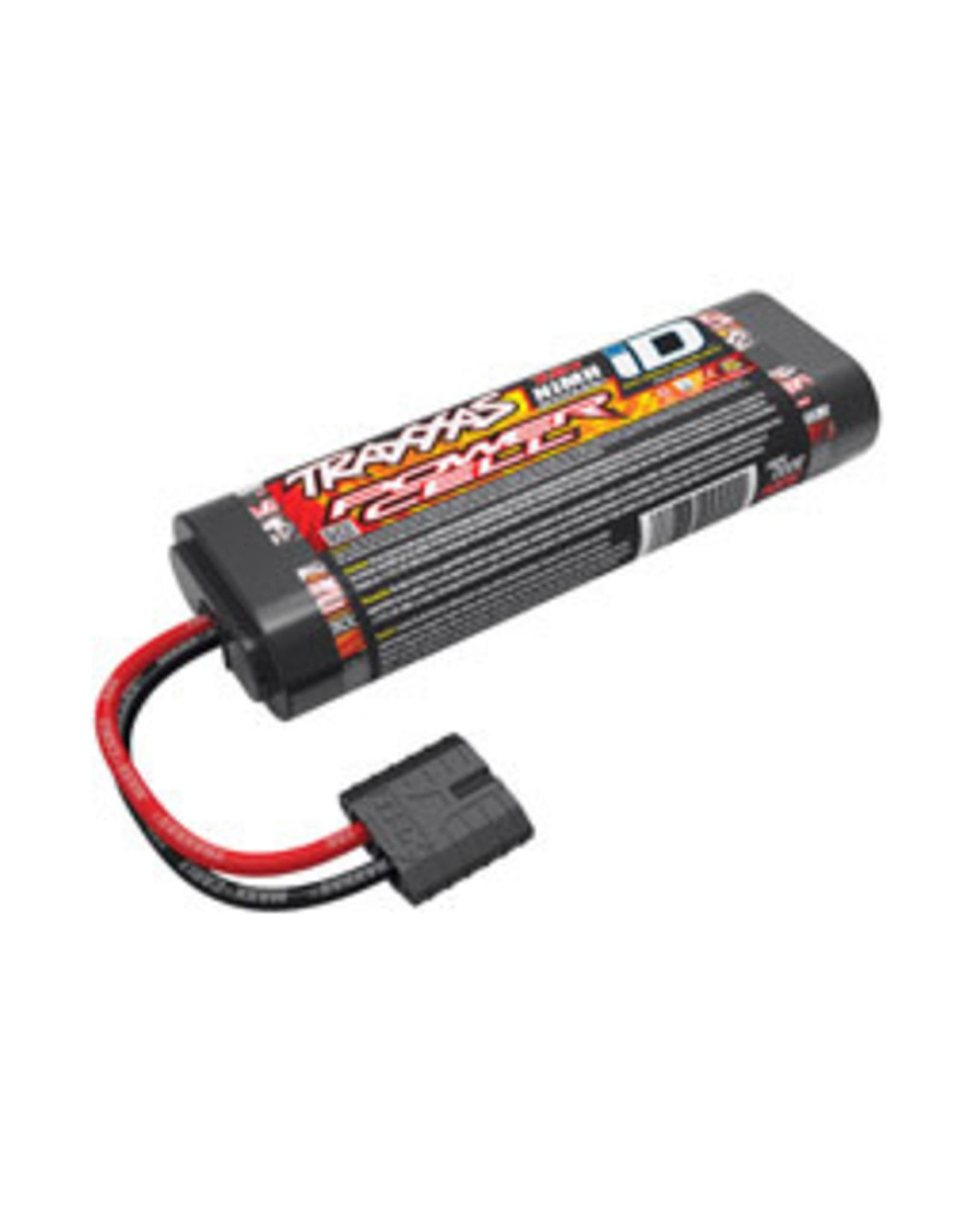 Traxxas Battery, Power Cell, 3000mAh (NiMH, 6-C flat, 7.2V)