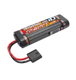 Traxxas Battery, Power Cell, 3000mAh (NiMH, 6-C flat, 7.2V)