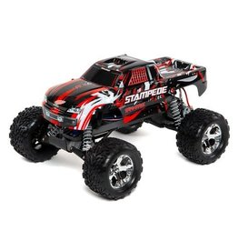 Traxxas Stampede 2wd 1/10 scale RED(No Battery Or charger)