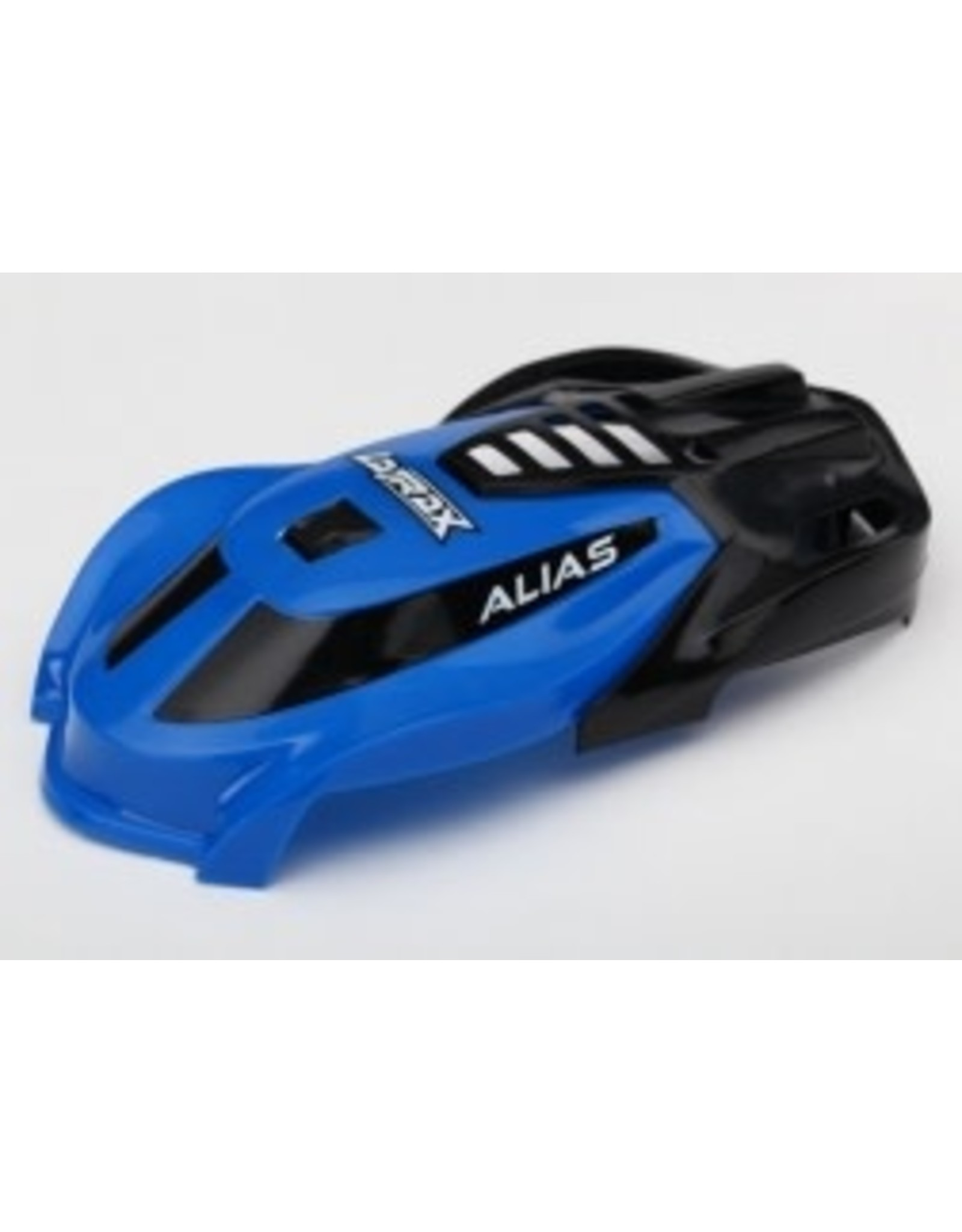 Latrax Canopy, Alias®, blue/ 1.6x5mm BCS (self-tapping) (3) Canopy, Alias, blue/ 1.6x5mm BCS (self-tapping) (3)