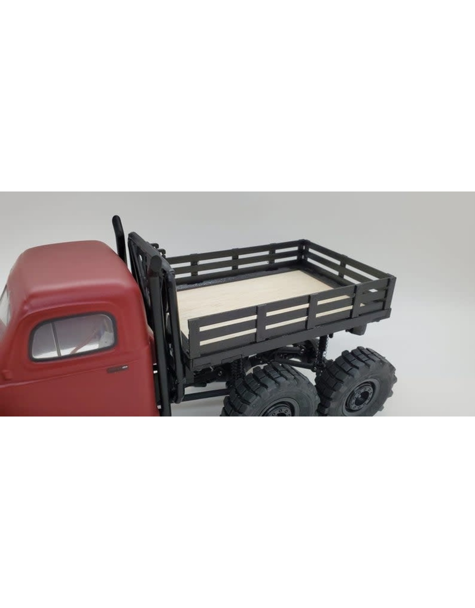 Flatbed conversion Kit for FMS Atlas 6x6 Truck Crawler