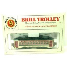 Bachmann Used Brill Trolley Happy Holidays
