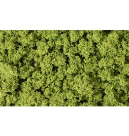 Woodland Scenics Clump Foliage(TM) - 3 Quarts 2.8L -- Light Green