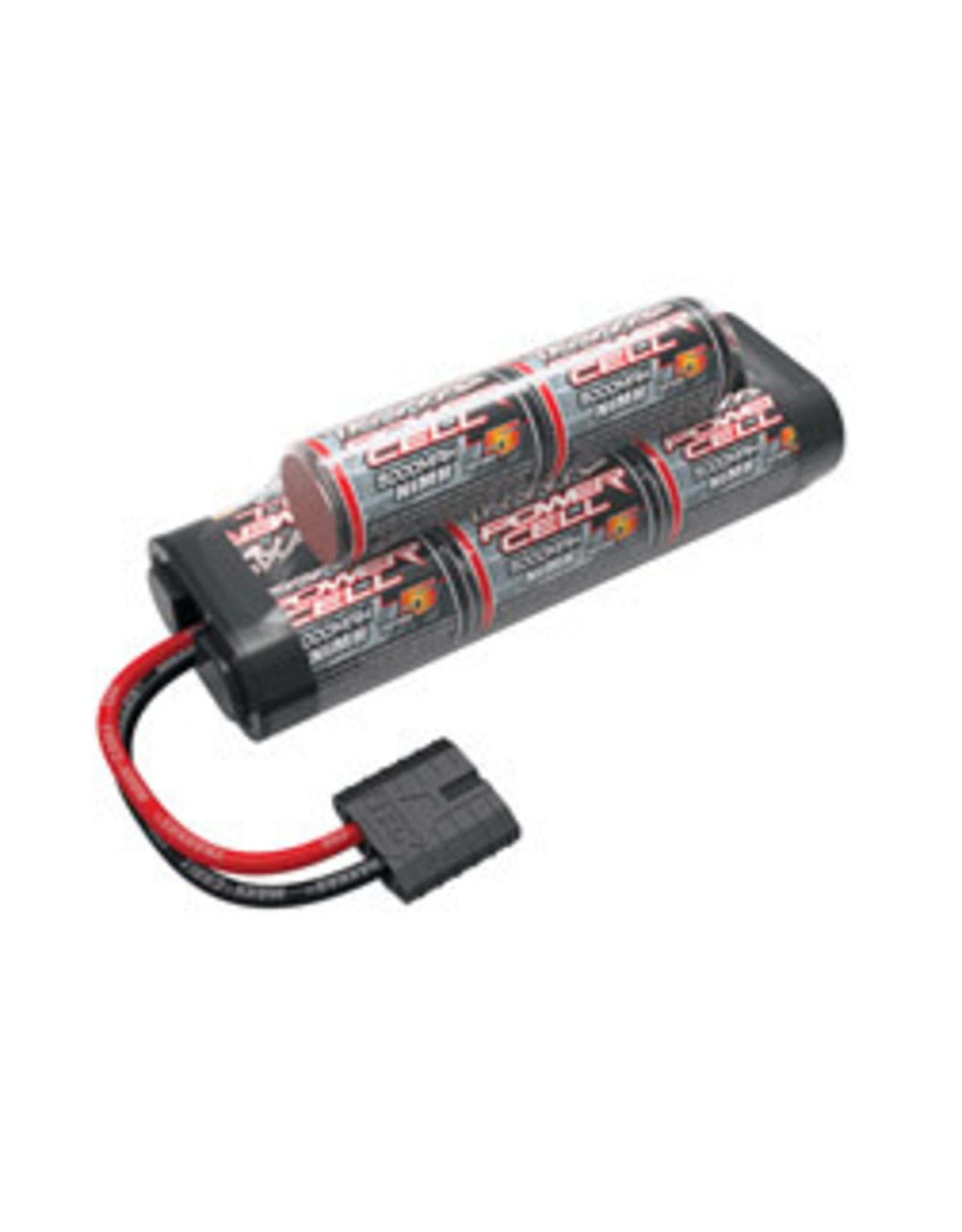 Traxxas [Battery, Series 5 Power Cell, 5000mAh (NiMH, 8-C hump, 9.6V)] Battery, Series 5 Power Cell, 5000mAh (NiMH, 8-C hump, 9.6V)