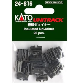 KATO INSULATED UNI-JOINERS, 20 EA