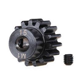 Traxxas Pinion 15 T 1.0 mp machined