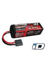 Traxxas [6400mAh 11.1v 3-Cell 25C LiPo Battery] 6400mAh 11.1v 3-Cell 25C LiPo Battery