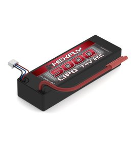 Redcat Racing LIPO Battery , 5000mAh 25c 7.4V