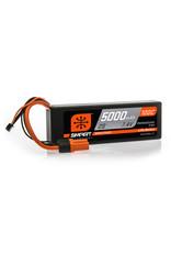 'Spektrum 7.4V 5000mAh 2S 100C Smart Hardcase LiPo Battery: IC5