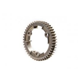 Traxxas [Spur gear, 46-tooth, steel (wide-face, 1.0 metric pitch)] Spur gear, 46-tooth, steel (wide-face, 1.0 metric pitch)